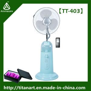 Anion Water Fog Mist Spray Fan (TT-403) pictures & photos