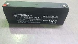 12V 2.2ah VRLA Sealed Lead Acid Maintenance Free Solar Battery pictures & photos