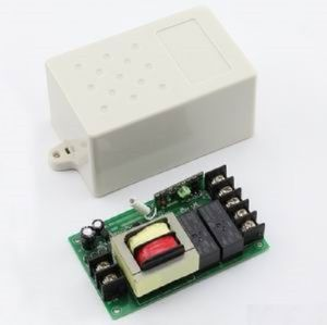 2-Channel Wireless Receiver Module with Power 110V/220V (ES-K211X-AC) pictures & photos