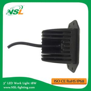 10V-30V Auto LED Work Light 16W Hot Sale LED Work Light pictures & photos
