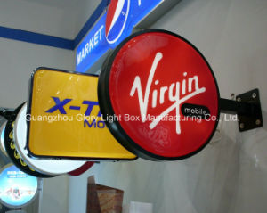 Outdoor Vacuum Thermoformed Advertising Display pictures & photos