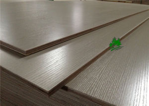 Melamine Faced Plywood for Furniture pictures & photos