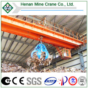 Grab Bucket Crane for Steel Scrap (QZ/MHz/MGZ) pictures & photos