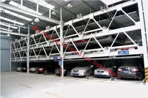 Efficient Puzzle Type Parking System pictures & photos