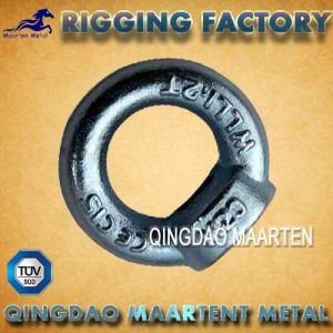 Drop Forged DIN582 Galvanized Lifting Eye Nut pictures & photos