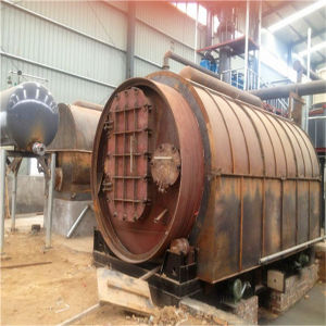 Scrap Tyre Refining Machine for Fuel Oil