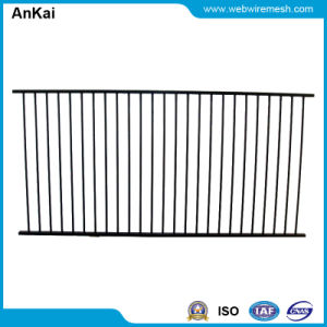 Flat Top Aluminium Pool Fencing pictures & photos
