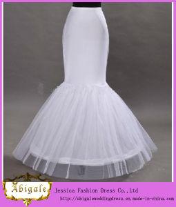 Fashionable Mermaid Organza Wedding Bridal Petticoat Wholesale Petticoats (MI 3572)