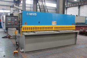 Mvd QC12y-16X6000 Hydraulic Swing Beam Shear pictures & photos