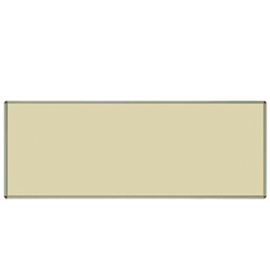 Cream-Colored Magnetic Writing Board for Office/School Equipment pictures & photos
