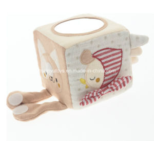 Activity Cube-Plush Toy-Organic Cotton Collection pictures & photos