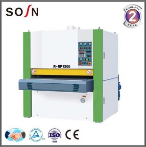 Heavy Duty Wide Belt Sanding Machine R-RP1300 pictures & photos
