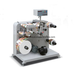Ybq-320 Automatic Label Logo Slitting Machine