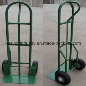 High Quality Hand Trolley with Good Price (Salable in Dubai) pictures & photos