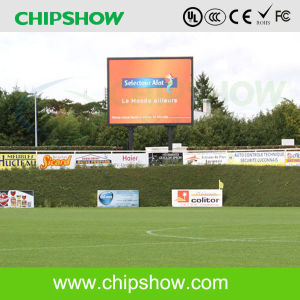 P10 Outdoor Advertising LED Billboard in Football Venues, France pictures & photos