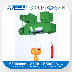 China Made Electric Steel Rope Hoist pictures & photos