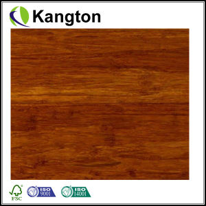 Handscraped Strand Woven Bamboo Flooring (bamboo flooring) pictures & photos