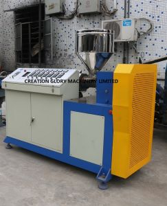 High Precision Single Wall Corrugated Pipe Plastic Extrusion Line pictures & photos