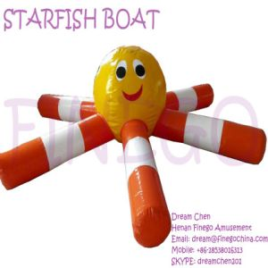 Inflatable Starfish Boat pictures & photos