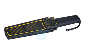 Hand Held Metal Detector for Bus Station, Railway Station and Airport Security pictures & photos