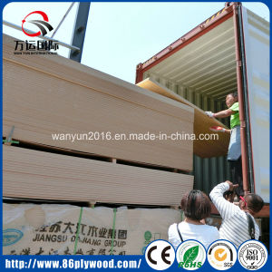 1220X2440X18mm Melamine MDF with Different Color Melamine for Furniture pictures & photos