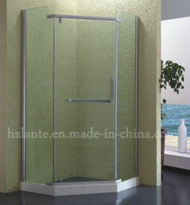 Shower Enclosure with Stainless Steel Frame (LTS-013) pictures & photos