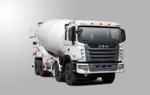 JAC 12m3 Concrete Mixer Truck pictures & photos