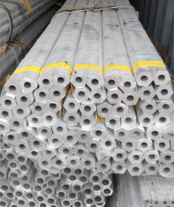 Factory Price! Hollow Aluminum Hexagonal Bar 6351 pictures & photos