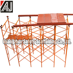 Safety Frame Scaffodling (Ladder) for Building Construction pictures & photos