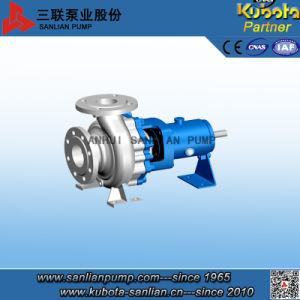 Single Stage Chemical Process Pump for Industrial Use--Sanlian/Kubota