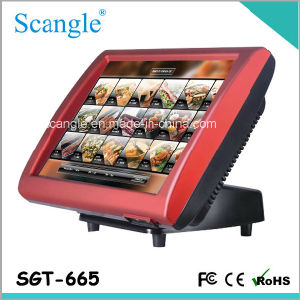 15 Inch All in One Retail POS Terminal System (SGT-665) pictures & photos