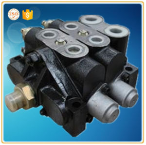 OEM Shell Mold Casting Multi Unit Valve for Forkleft pictures & photos