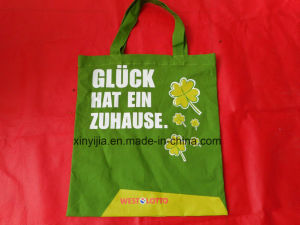 Customized Promotional Eco Friendly Reusable Recyclable Made of 100% Cotton Bag pictures & photos
