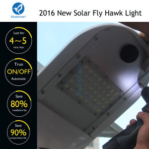 60W 80W LED Solar Street Light with Multi-Working Mode pictures & photos