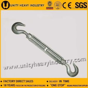 Us Type Hook and Hook Forged Turnbuckle