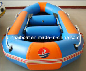 3.86 Meters for 8 Persons Bh-P Drifting Boat with High Quality PVC (BH-P380)