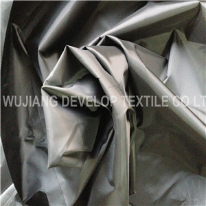 Functional Water Proof Polyester Taffeta Fabric with PA Coating (DT2052)
