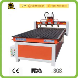 Jinan Stepper Motor Woodworking CNC Router pictures & photos