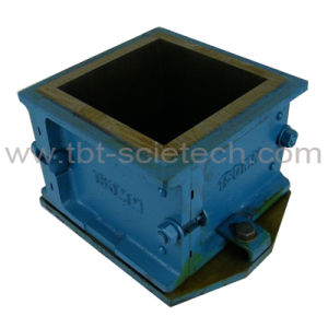 One Gang Cube Mould (Made Of Cast-Iron) pictures & photos