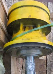 Hydraulic Motor (with brake) Sphere Piston 1qjm21-0.5sez pictures & photos