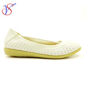 Three Color Soft Comfortable Flax Lady Women Shoes Sv-FT 003 pictures & photos