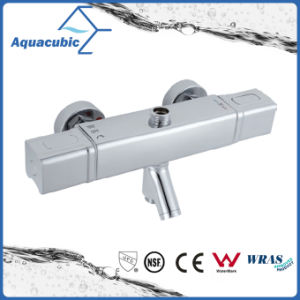 Square Bar Mixer Shower Set Thermostatic Valve with Spout for Bathtub (AF7371-7) pictures & photos