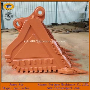 Shantui Sanyi Komatsu Loader Spare Parts Standard Rock Bucket pictures & photos