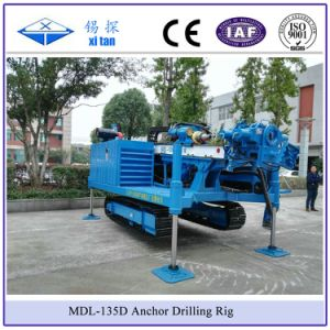 Xitan Mdl-135D Foundation Anchor Drilling Rig Rock Drilling Machine Blast Hole Drilling Rig pictures & photos