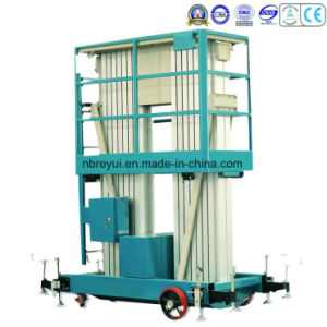 Double Mast Mobile Type Aerial Work Platform pictures & photos