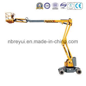 11.7-15m Electric Crank-Type Aerial Work Platform pictures & photos