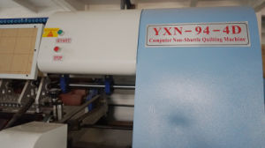Yuxing Multi Head Quilting Machine, Shuttleless Quilting Machine, Mattress Quilting Machine pictures & photos