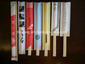 Knot Free Wood Bamboo Chopsticks pictures & photos