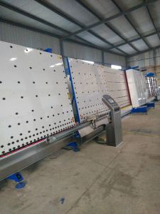Insulating Glass Production Line Machine out Press Model and Inner Press Model pictures & photos