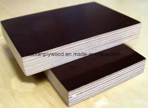 Mixed Core Film Faced Plywood pictures & photos
